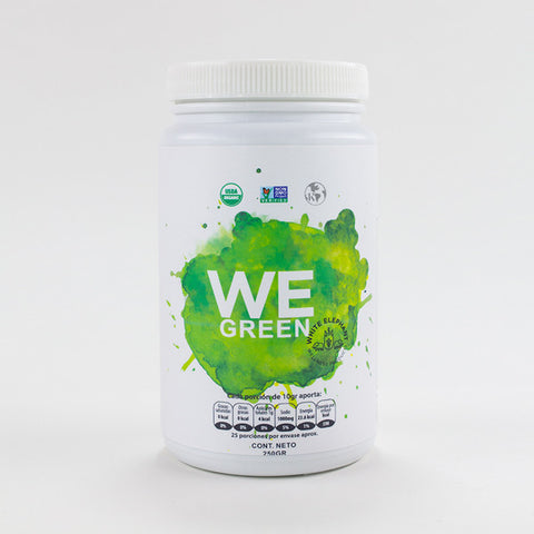 WE GREEN
