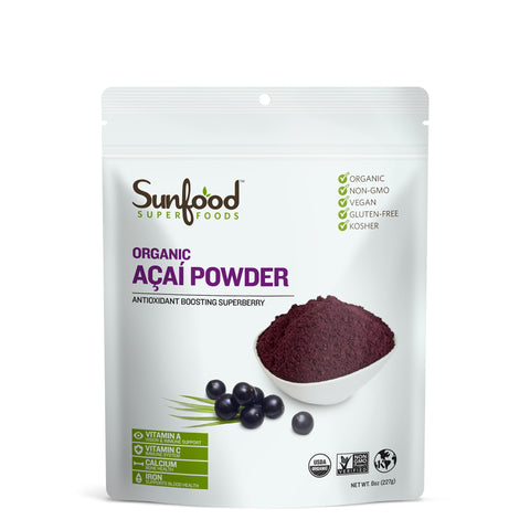 ACAI POWDER- Sunfood