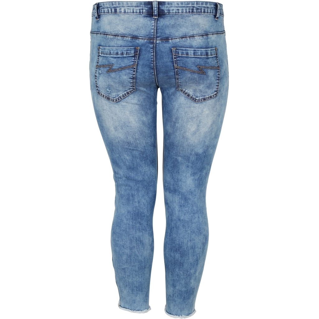 ZOEY FIA LIGHT DENIM JEANS Jeans 484 Light Denim blue