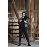 ZOEY REAGAN JACKET Jakker 995 Anthracite grey