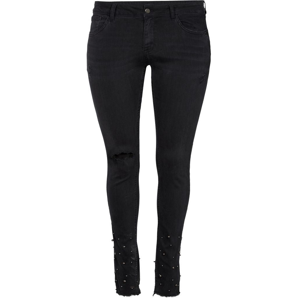 ZOEY TINE JEANS Jeans 006 Black Denim