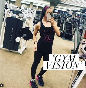 """Gym Vision"" How to Avoid Comparison at the Gym"