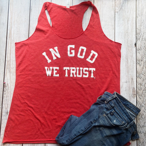 In God We Trust - Tank