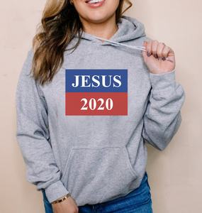 JESUS 2020 HOODY (SOLD OUT)