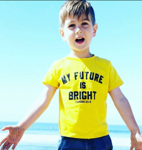 My Future Is Bright  - Youth Neon (Sold Out)