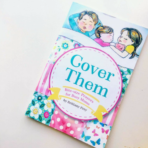 """Cover Them"" - Book"