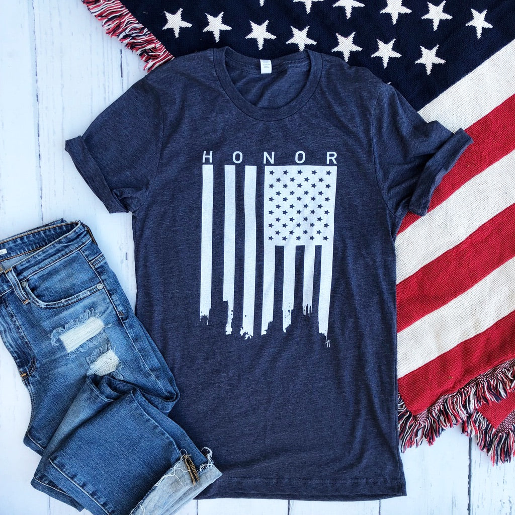 Honor Flag -  TEE