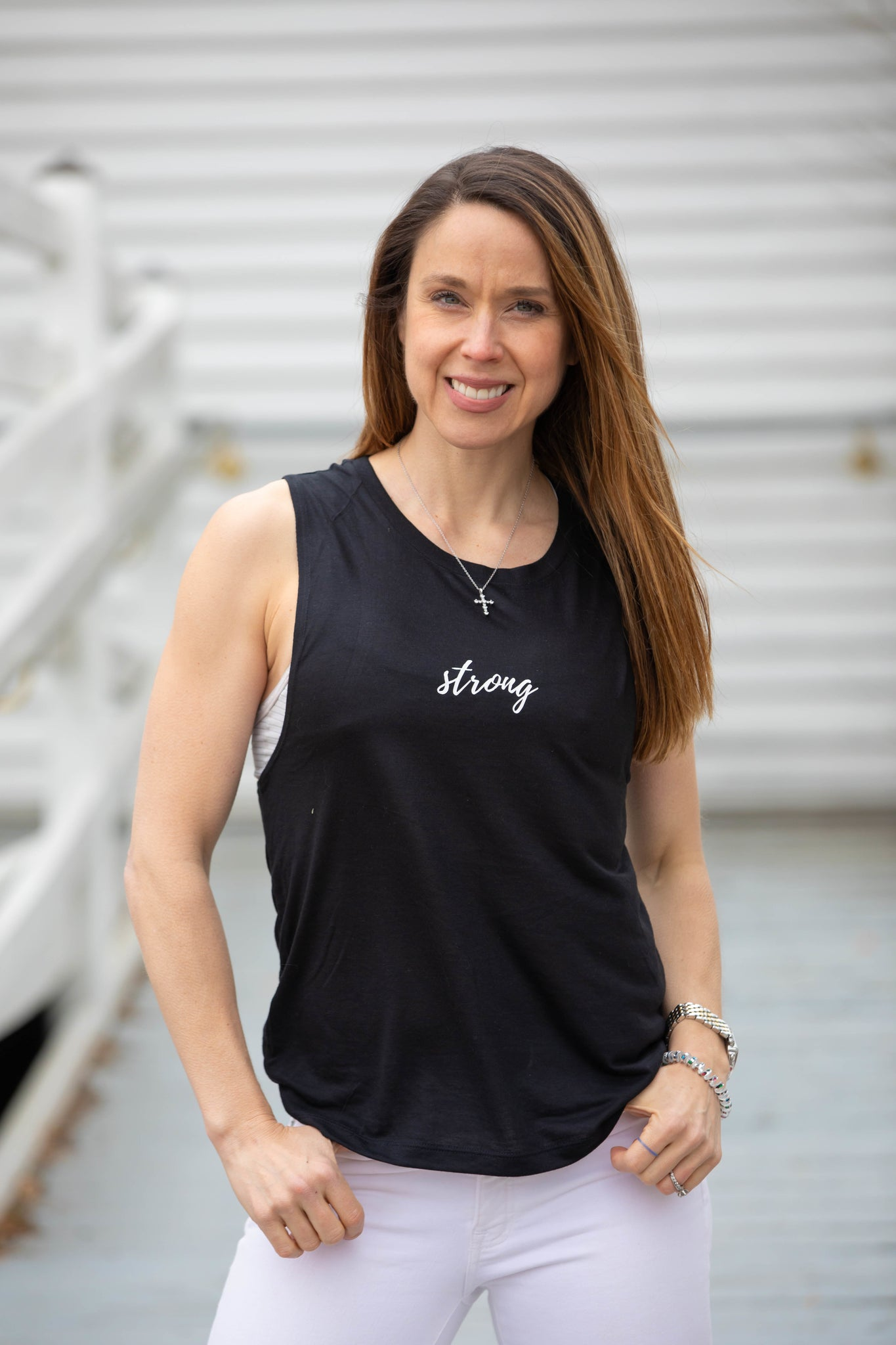 Strong - Muscle Tank  (Sold Out)