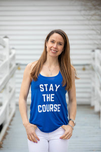 Stay the Course Tank