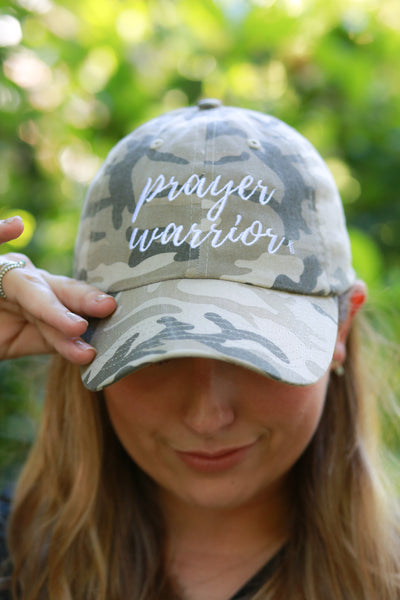 "HAT - ""Prayer Warrior"""