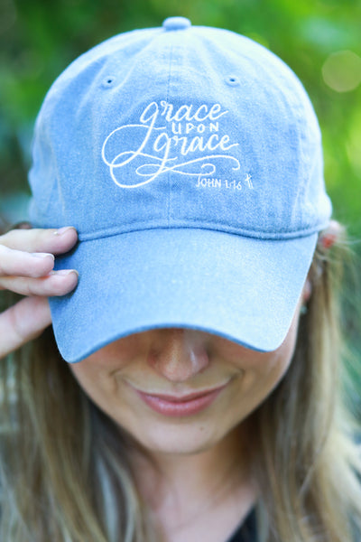 "HAT - ""Grace Upon Grace"" - (SOLD OUT)"