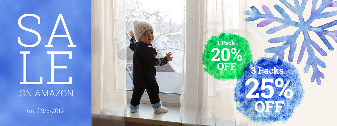Winter Sale 2019 Up To 25% Off
