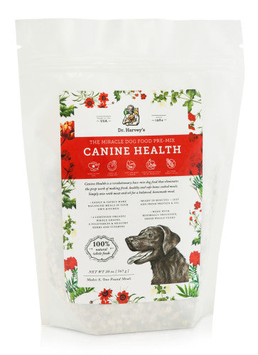 Holistic Dog Food Dr. Harvey's Canine Health Miracle Dog Food 20oz