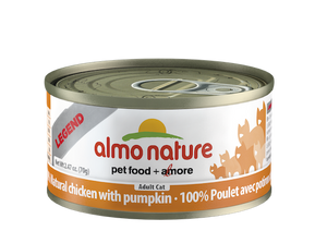 Holistic Cat Food Almo Chicken with Pumpkin 2.8oz