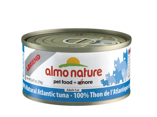 Holistic Cat Food Almo Natural Atlantic Tuna 2.8oz