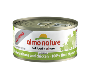Holistic Cat Food Almo Natural Tuna and Chicken 2.8oz