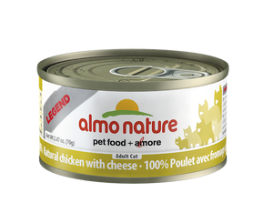 Holistic Cat Food Almo Natural Chicken With Cheese 2.8oz
