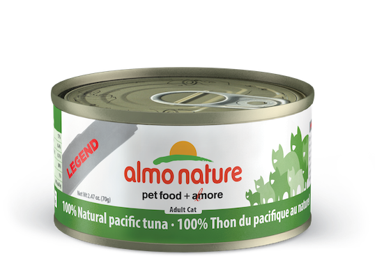 Holistic Cat Food Almo Pacific Tuna 2.8oz