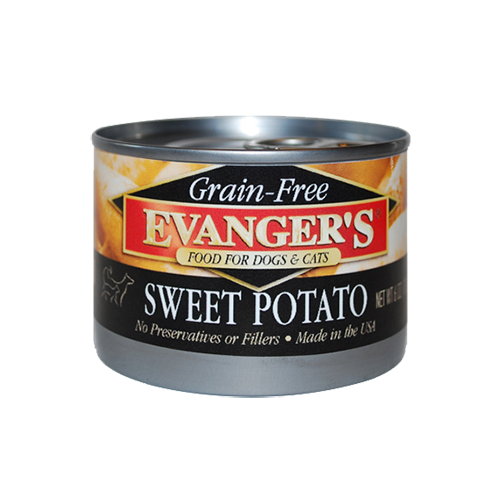 Evangers Sweet Potato 6oz