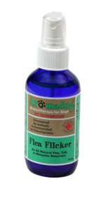 Holistic Dog Aroma Dog Flea Flicker 4 oz