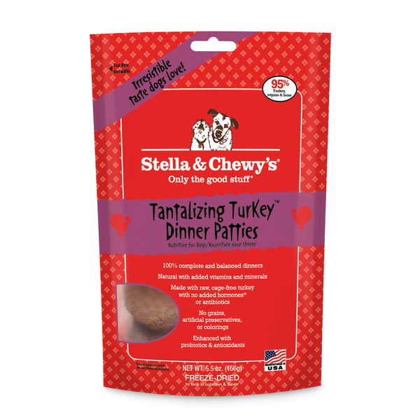 Stella and Chewy's Tantalizing Turkey 5.5 oz