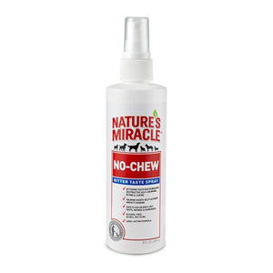 Holistic Pet Nature's Miracle No Chew Bitter Taste Spray 8 oz