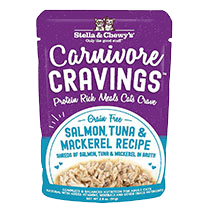 Stella and Chewy's Carnivore Cravings Chicken & Salmon Recipe Recipe 2.8oz