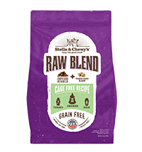 Stella and Chewy's Raw Blend Cage Free For Cat 5lb