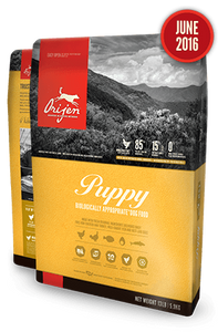 Holistic Dog Food Orijen Puppy 4.5 LB