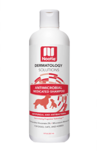 Nootie Antimicrobial Medicated Shampoo 8oz