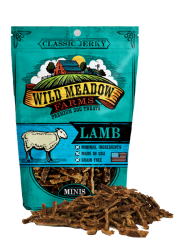 Wild Meadow Lamb Minis Training Treats