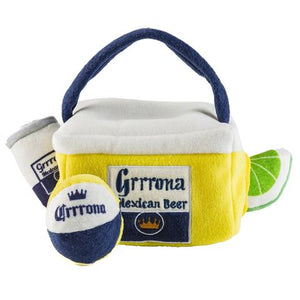 Haute Diggity Dog Carona Cooler Interactive Toy