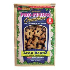 Holistic Pet Treats K9 Granola Factory Pro-Fusion Crunchers Lean BeanZ 12oz