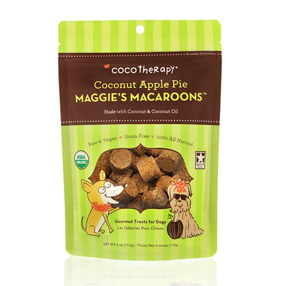 Maggie's Macaroons Coconut Apple Pie 4oz