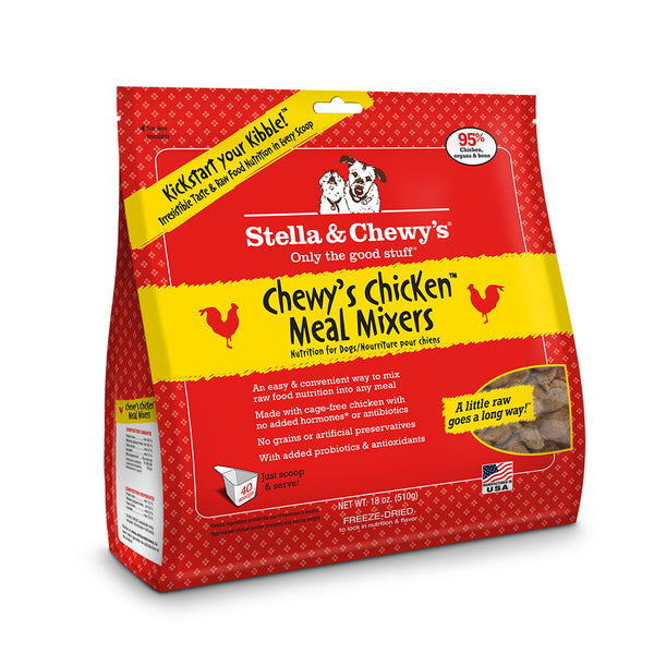 Stella and Chewy's Chicken Mixers 18oz
