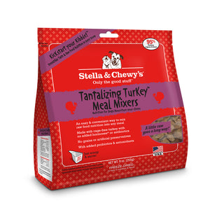 Stella and Chewy's Tantalizing Turkey Mixers 9oz