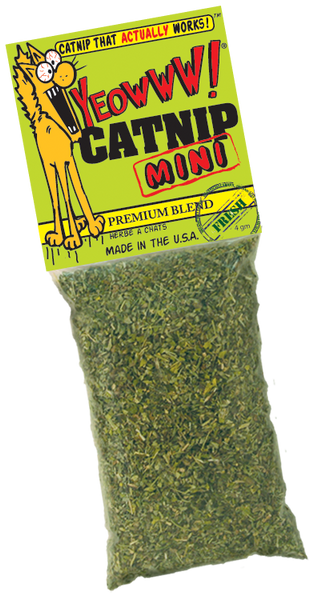 Holistic Cat Yeoww! Catnip 0.5 oz