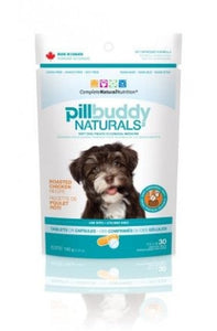 Holistic Pet Supplement Pill Buddy Naturals - Chicken