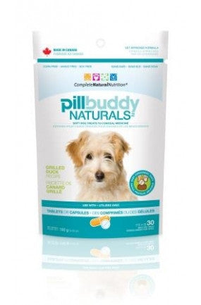 Holistic Pet Supplement Pill Buddies Duck Formula