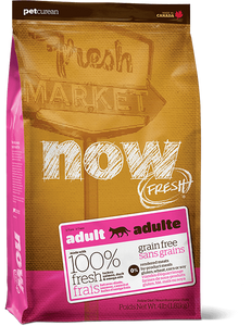 Holistic Cat Food Petcurean Now Fresh Grain Free Adult Food 16lb