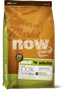 Holistic Dog Food NOW FRESH™ Small Breed Adult 12lb