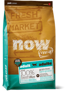 Holistic Dog Food NOW Fresh™ Large Breed Adult Dog Food 12lb