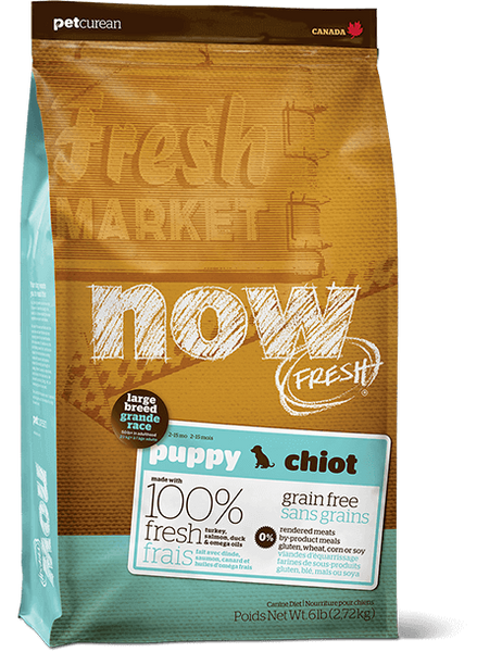 Holistic Dog Food NOW Fresh™ Large Breed Puppy 25lb