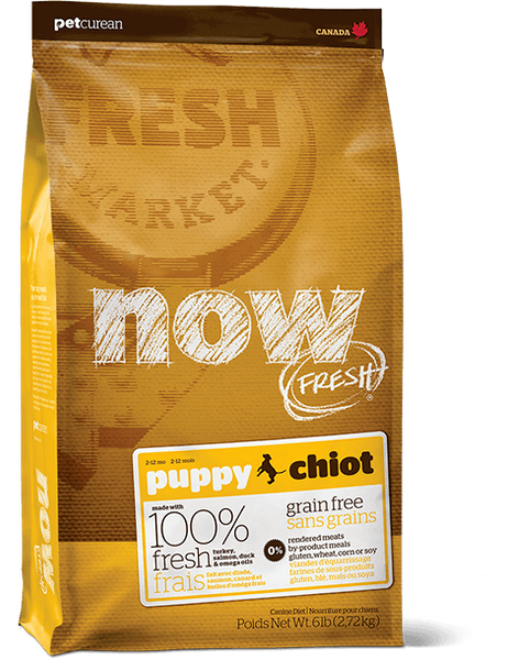 Holistic Dog Food NOW FRESH™ Puppy dog food 6lb