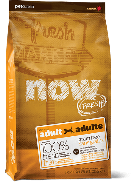 Holistic Dog Food NOW FRESH™ Adult dog food 12lb