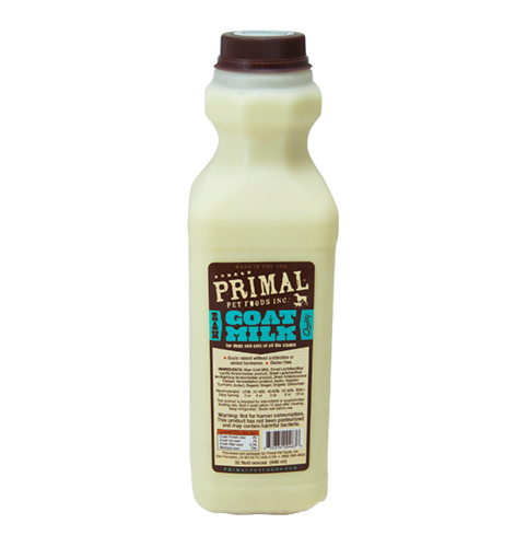 Holistic Pet Primal Goat Milk (Local Delivery Only)