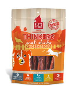 Holistic Pet Treats Plato Pet Treats Chicken Thinkers