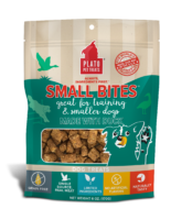 Holistic Pet Treats Plato Duck Small Bites