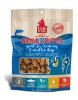 Holistic Pet Treats Plato Salmon Small Bites