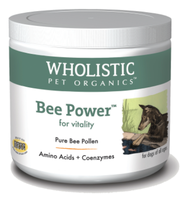 Wholistic Pet Organics Bee Power 8 oz